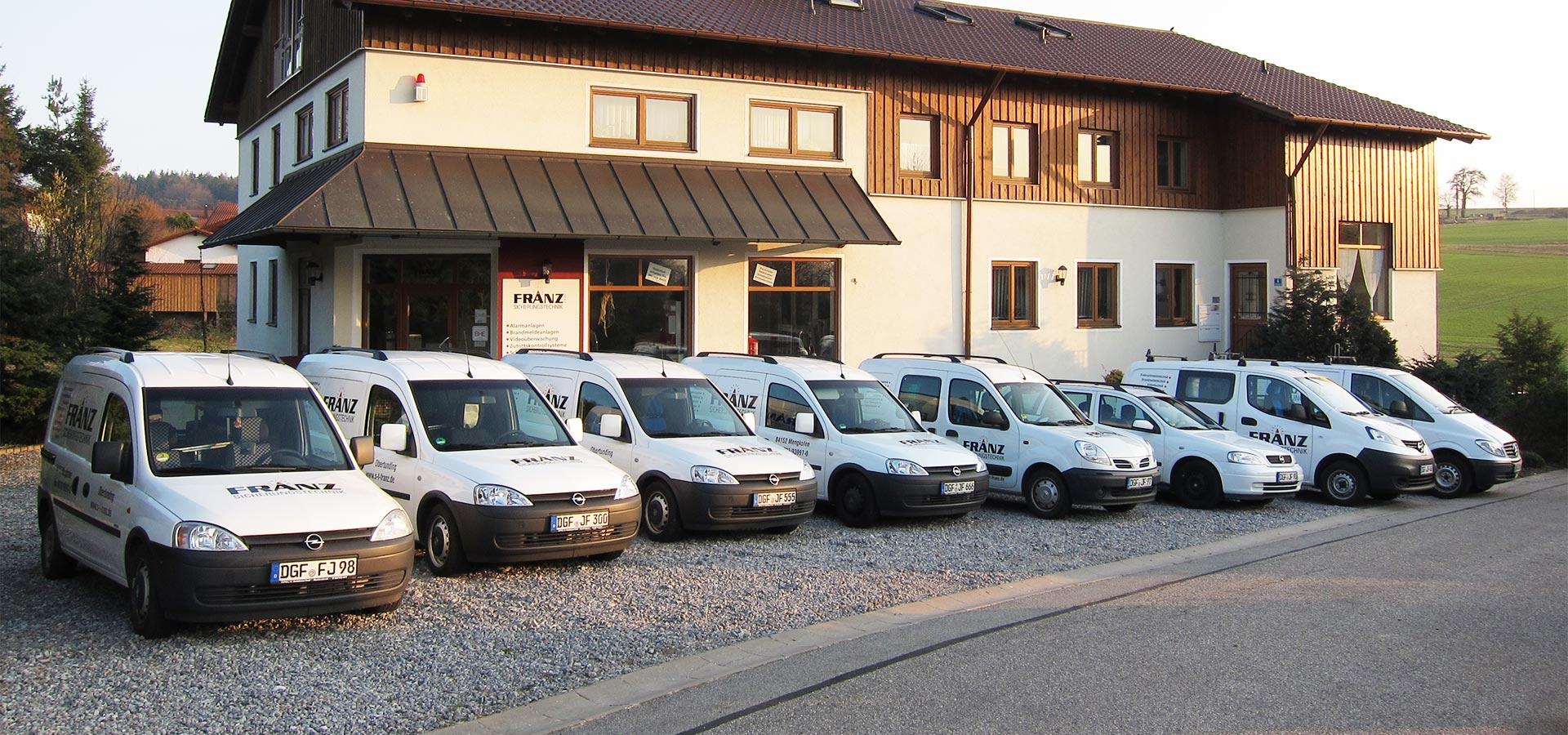 Fuhrpark Franz Sicherungstechnik GmbH
