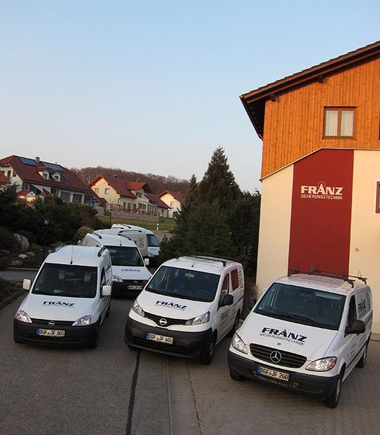 Franz Sicherungstechnik bietet Komplett-Service